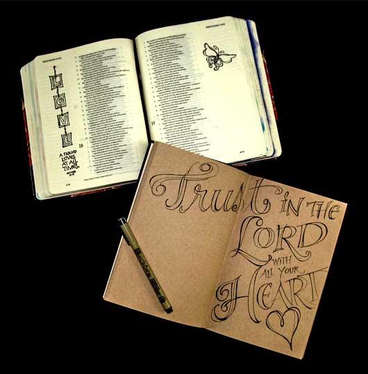 Bible Journaling Tools