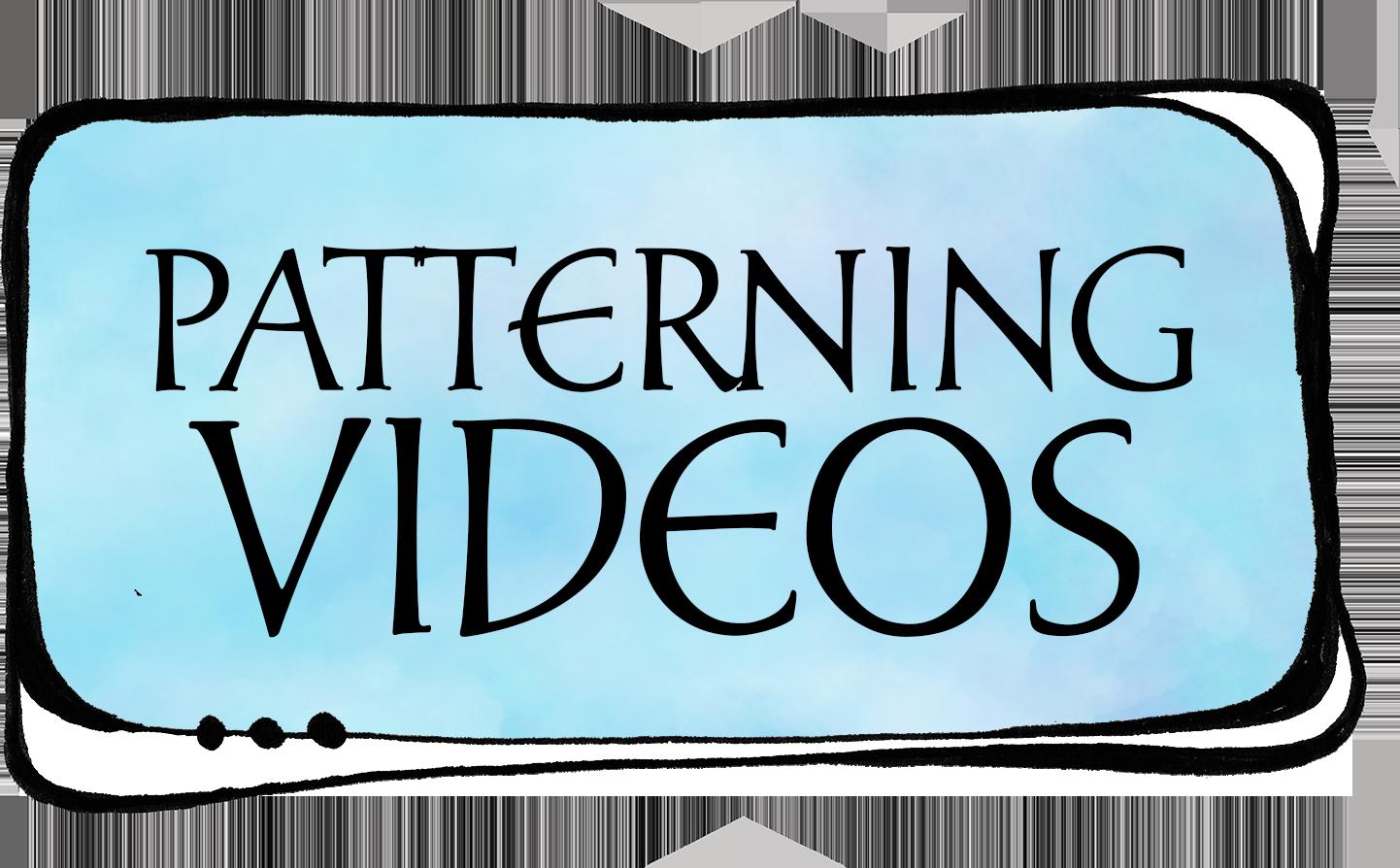 Patterning Videos
